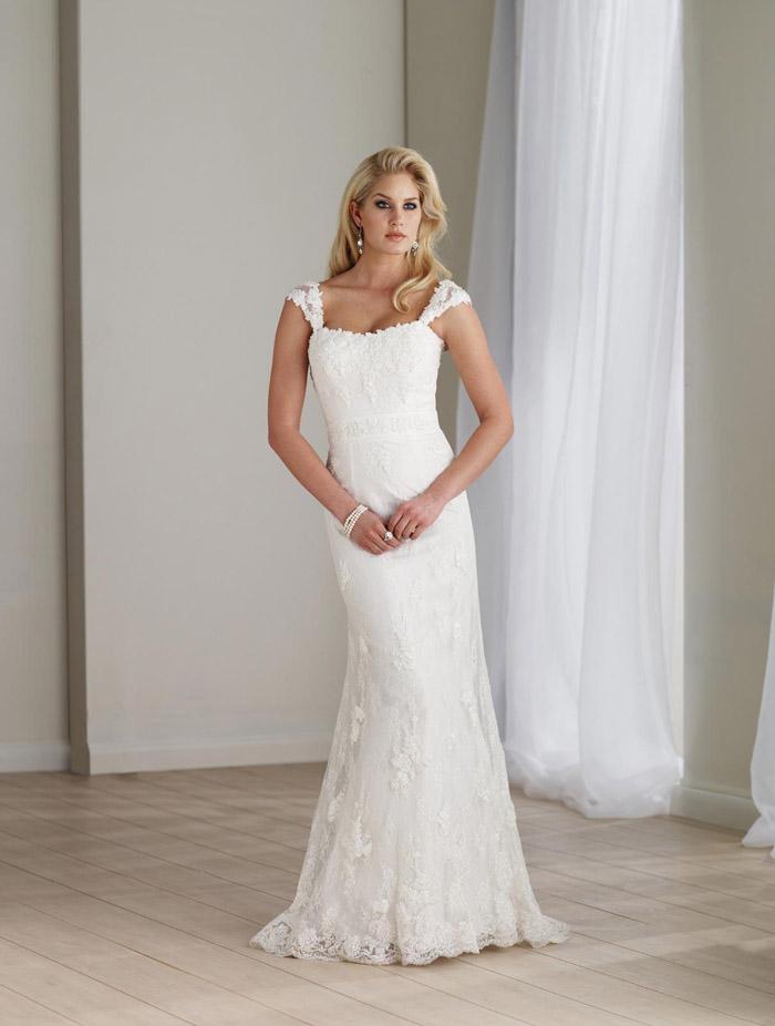 Vestidos de noiva para baixinhas