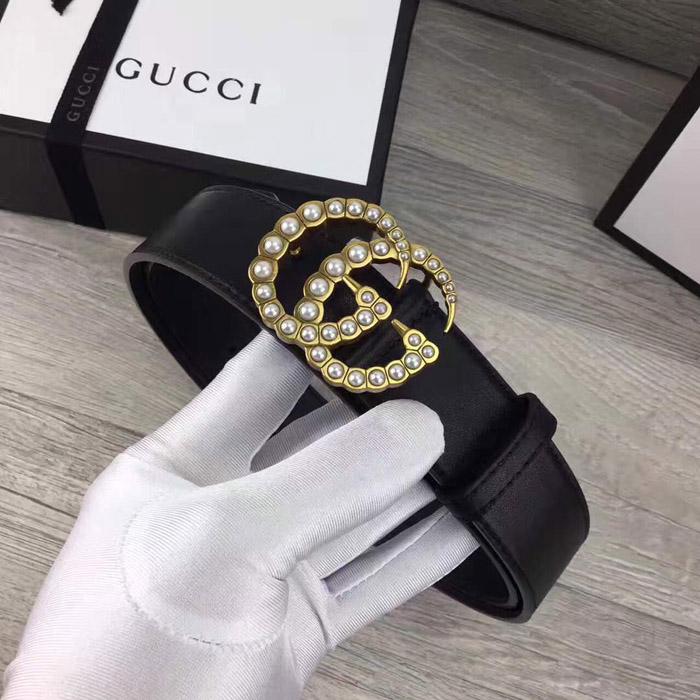 Cinto Gucci feminino  elegância 852ba27483b