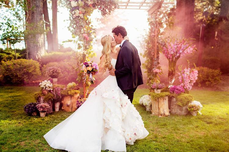 estilos de casamentos