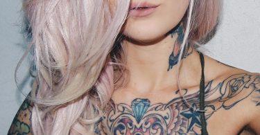 Tattooed Girls para seguir no Instagram
