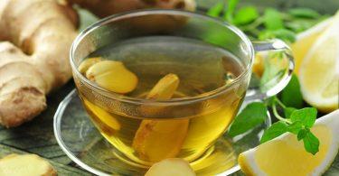 Chá de gengibre benefícios