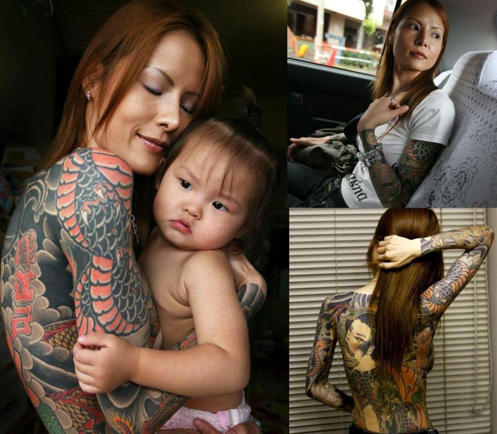 Tattoo Oriental Feminina: Conheça Origens, Significados E