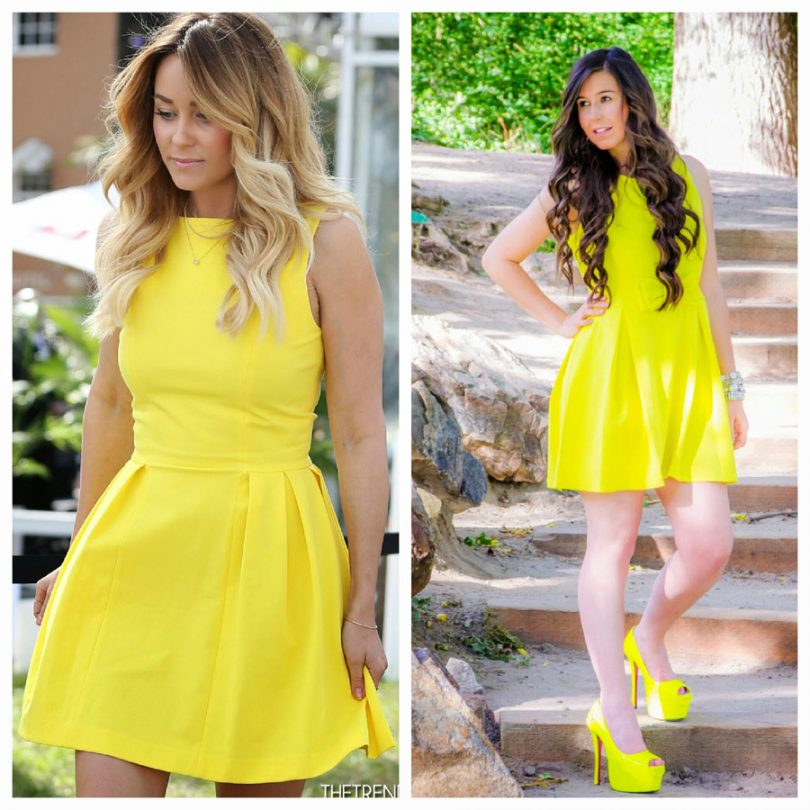 Looks Com Vestido Amarelo Curto Longo De Formatura Para