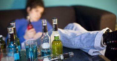 Malefícios do consumo excessivo de álcool