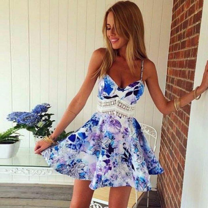 0802a584b Looks com vestidos curtos  veja dicas + fotos para apostar na tendência