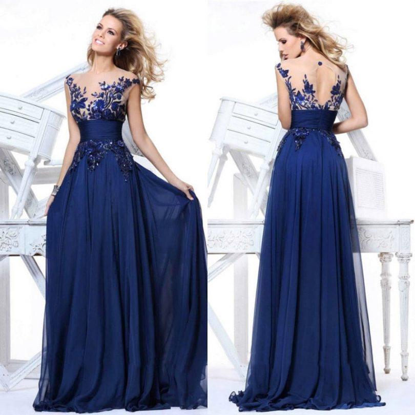 c51333e0e Looks com vestido longo para madrinhas são clássicos em praticamente todos  os casamentos – sim