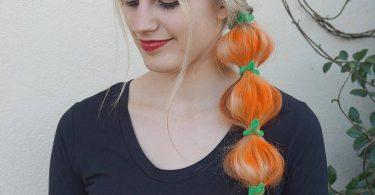 Penteados para o Halloween