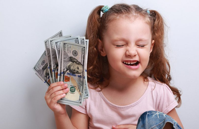 Tem Na Web - 3 lições de ouro para ensinar aos filhos com a mesada educativa