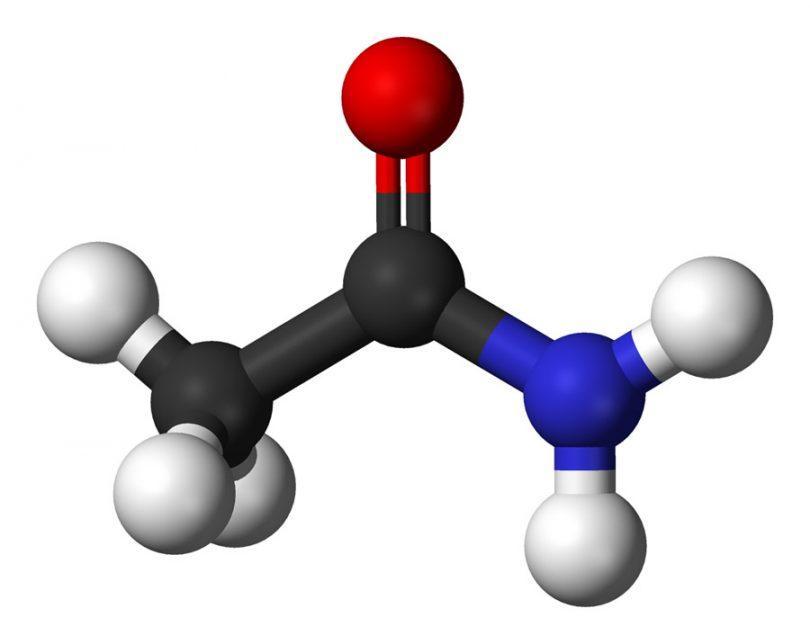 Óxido acetamide