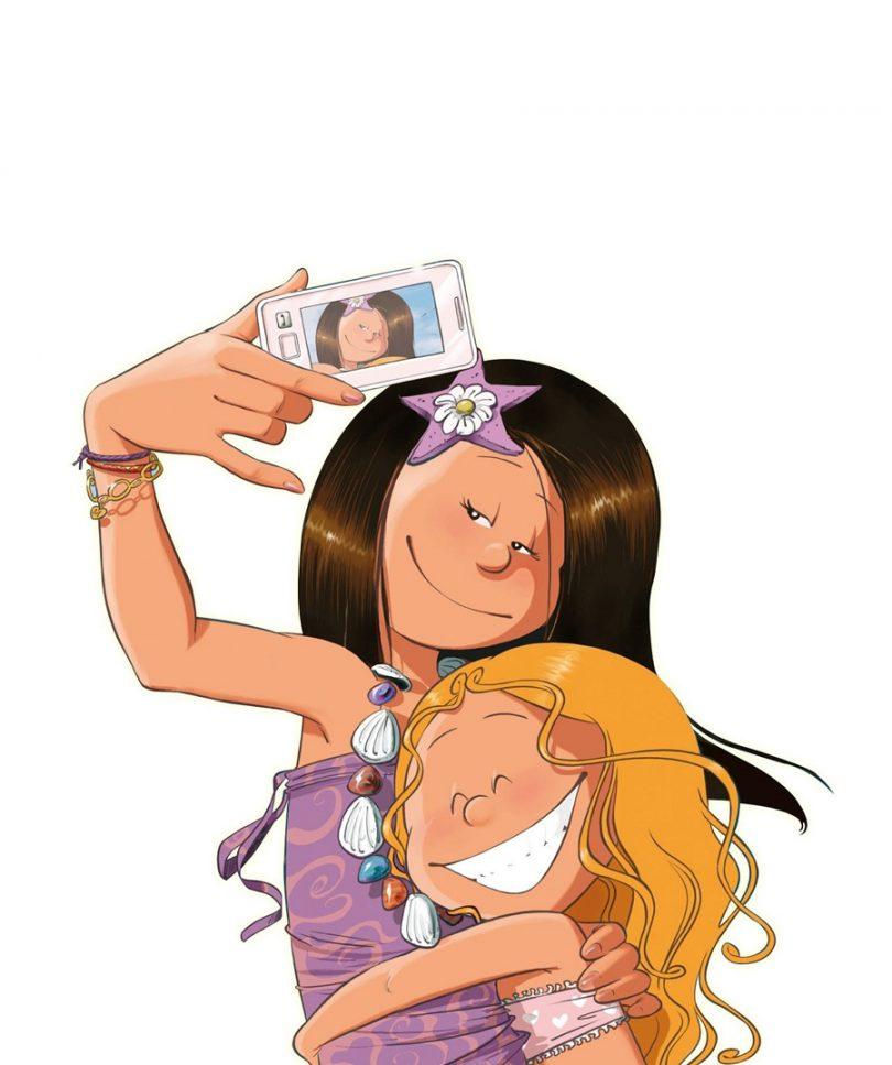 Legendas para fotos com irmã