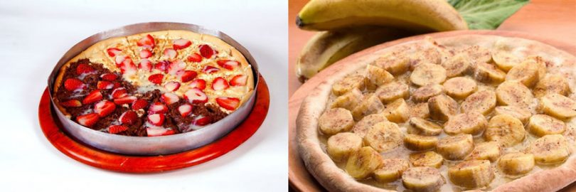 Pizza doce