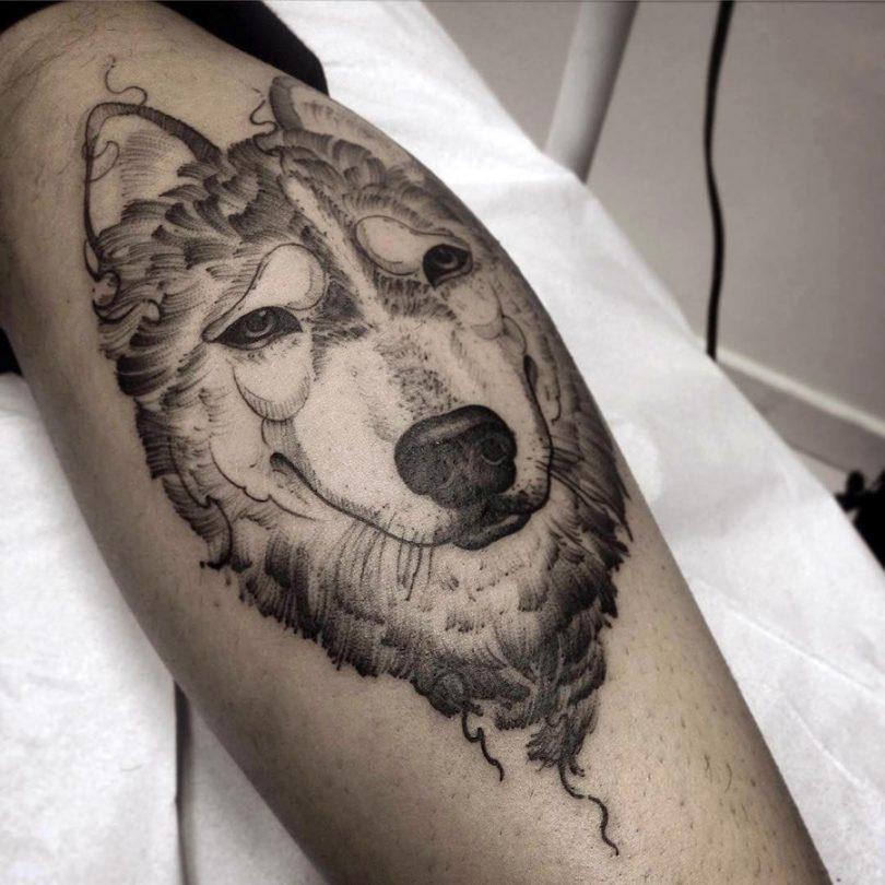 Tatuagens Na Panturrilha 14 Ideias Para Inspirar Você