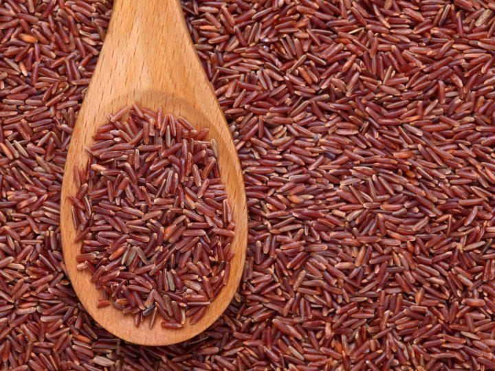 Benefícios do arroz vermelho