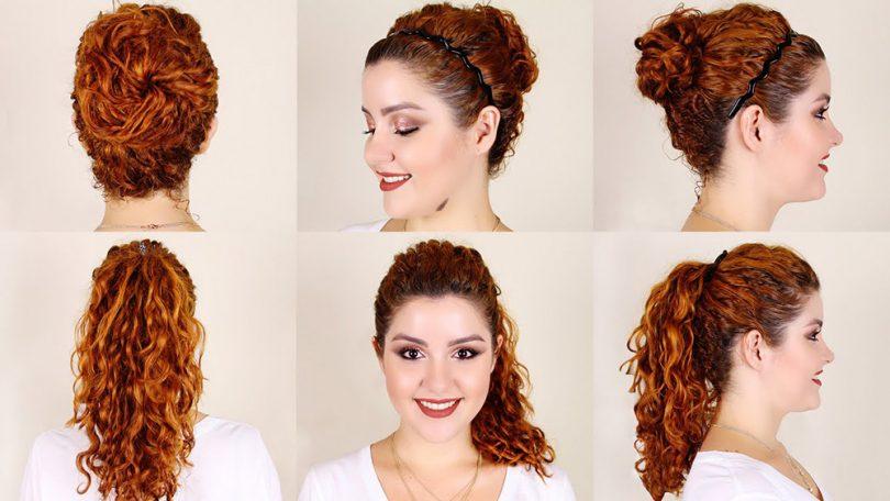 6 Penteados Para Cabelos Ondulados E Dicas Indispensáveis
