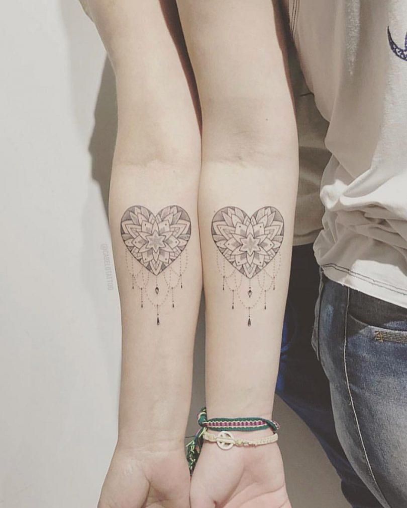 Tatuagem De Coração Dicas De Estilos E Significados Para