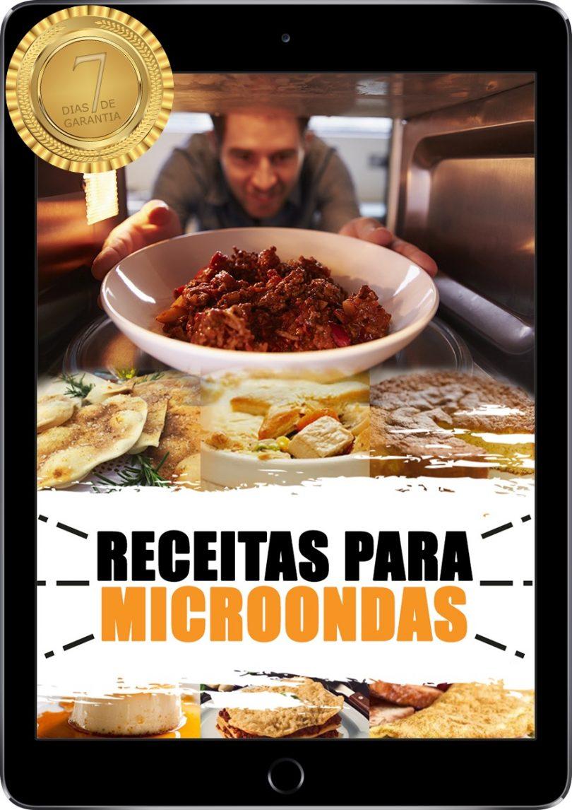 Receitas microondas ebook
