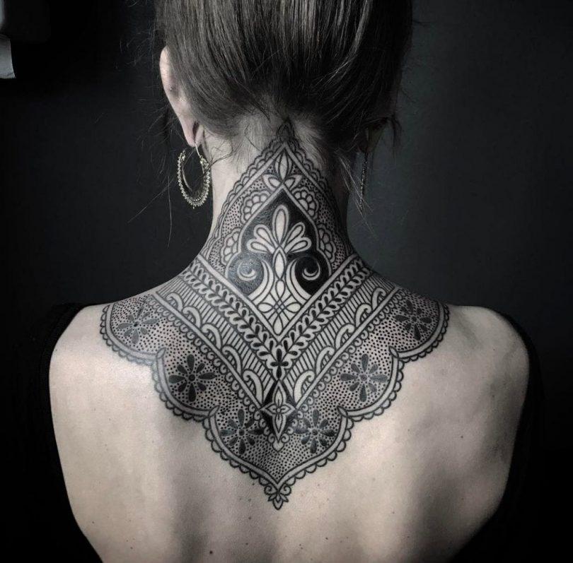 Tatuagem Nas Costas Feminina Veja Dicas De Estilos Para Ter