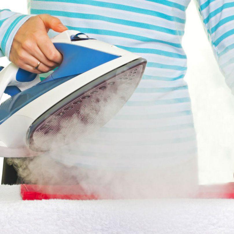 Como limpar ferro de passar