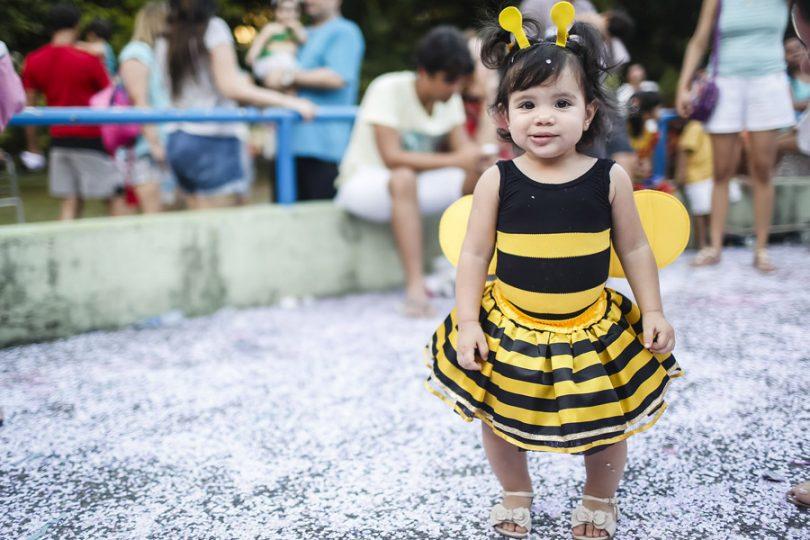 Fantasias de Carnaval para família