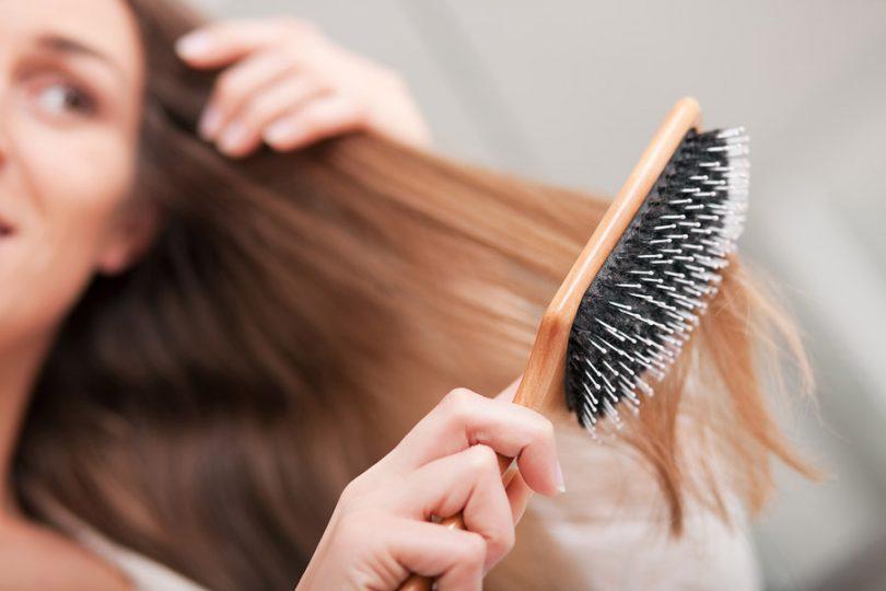 Hidratação para cabelos oleosos