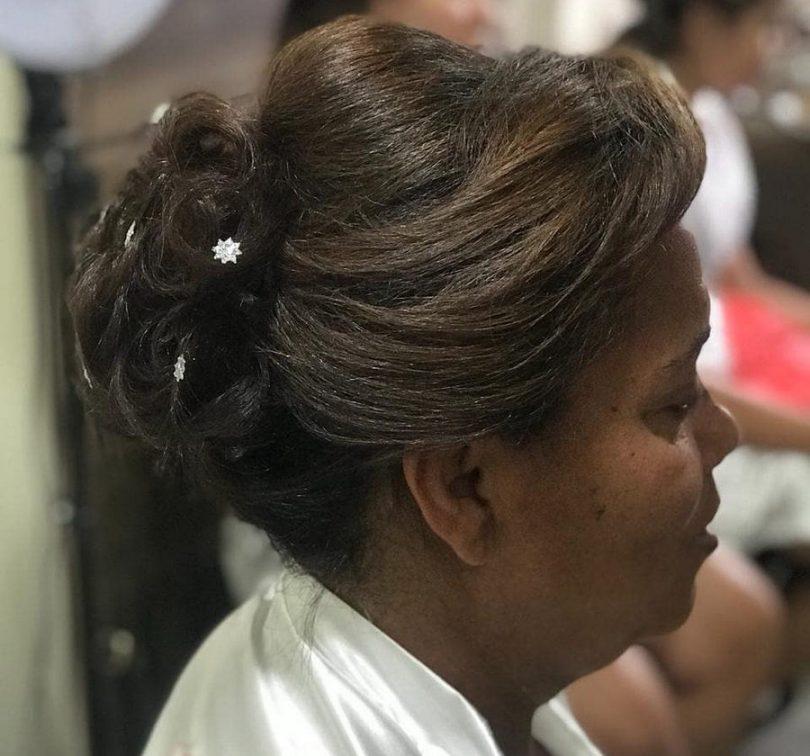Penteados para mães ocupadas