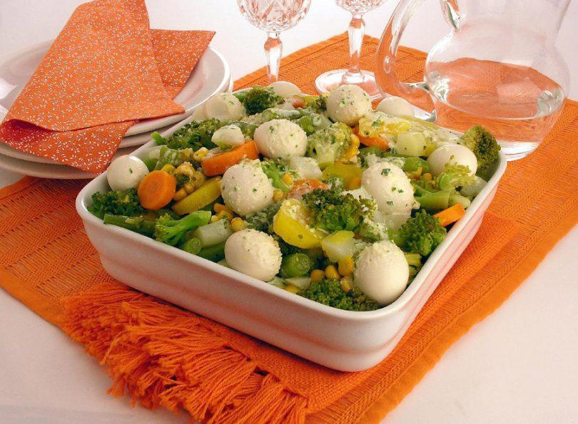 Salada de legumes