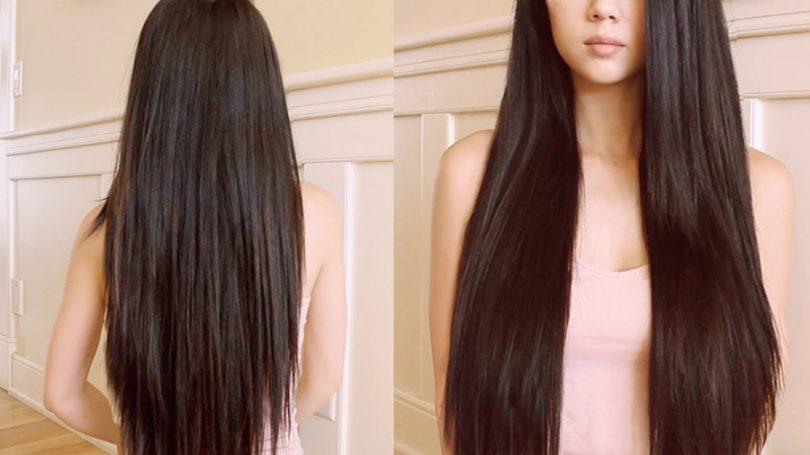 Shampoo caseiro para o cabelo crescer