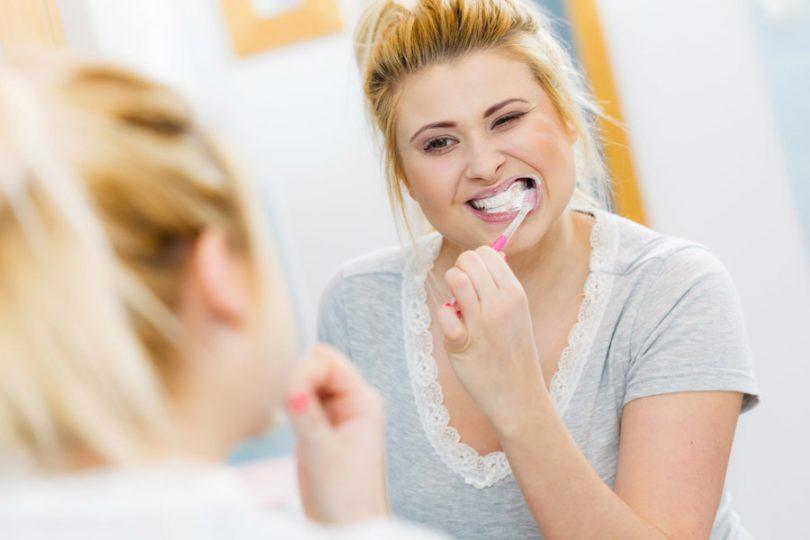 Creme dental caseiro