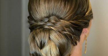 penteados para mãe de debutante