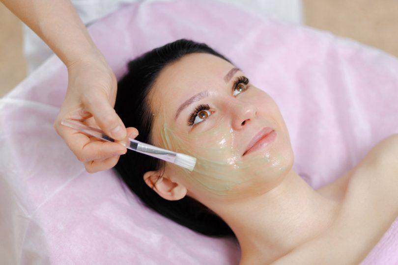 Produtos para limpeza de pele