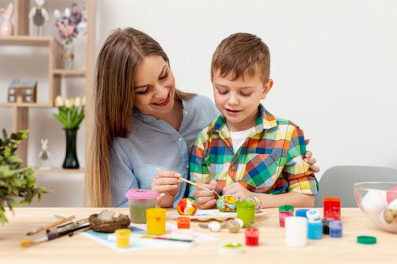 Os desafios de criar filhos sem pai
