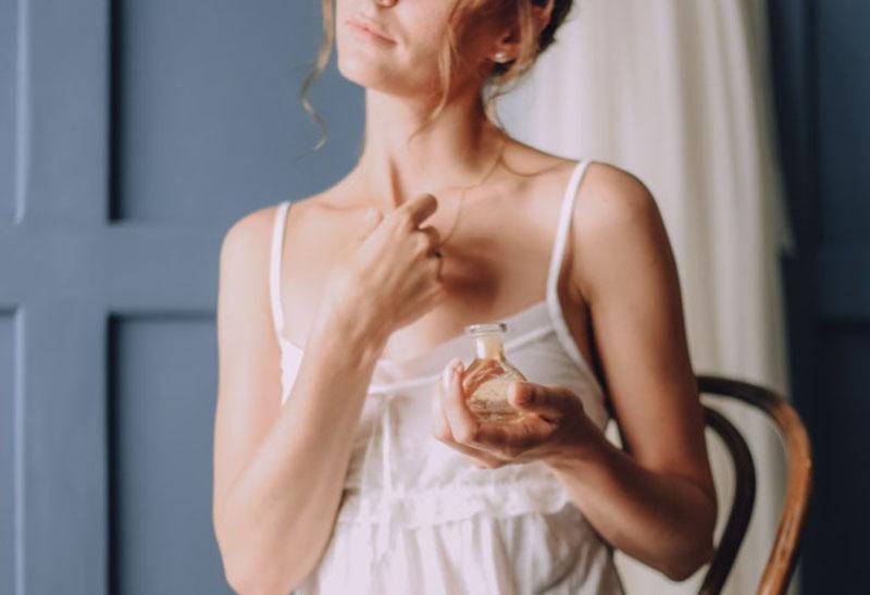 Perfumes femininos com boa fixação