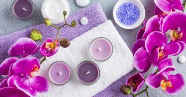 Perfumes com cheiro de banho